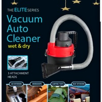 Portable Vacuum Cleaner - Wet and Dry