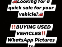 Buying Used Vehicles