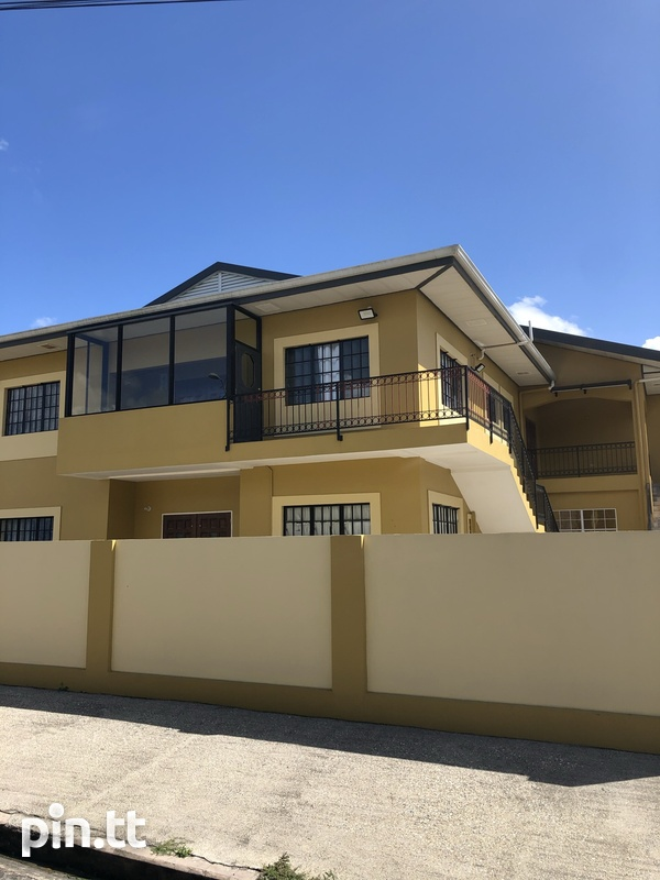 Fully Furnished 2 Bedroom Apartment Trincity-1
