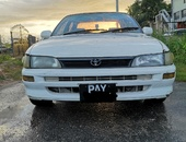 Toyota Corolla, 2001, PAY
