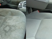 Fabric cleaning professionally done