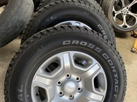 Ford Ranger, 2019, Brand new rims and tires, never used .