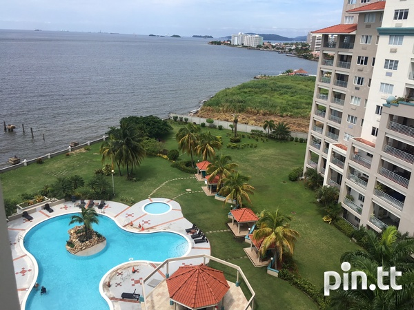 Bayside Towers Cocorite 2 Bedroom Apartment-6