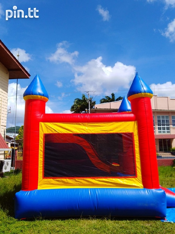Bounce and slide bounce house-2