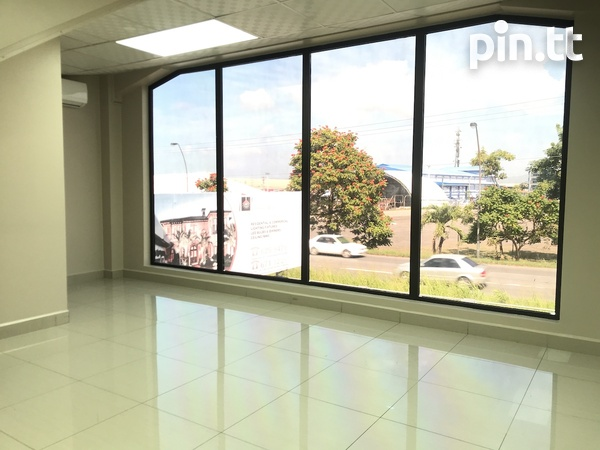 Chaguanas - 1st Floor Office Space-1