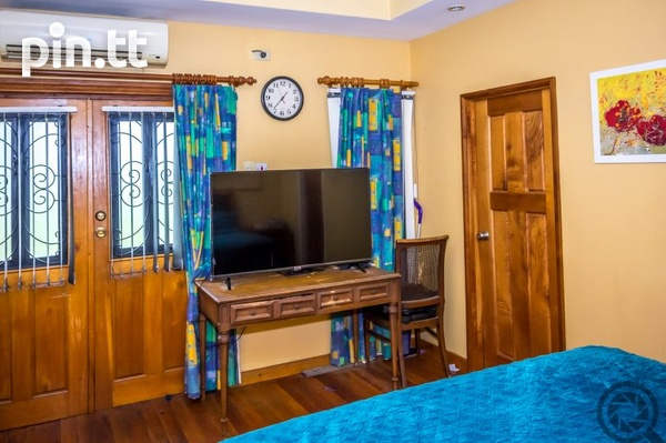 Fully Furnished Valsayn Two Bedroom Apartment-6