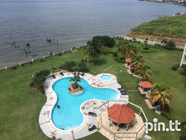Bayside Towers Cocorite 2 Bedroom Apartment-5