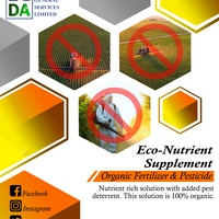 Eco- Friendly Nutrient Supplement for Producers