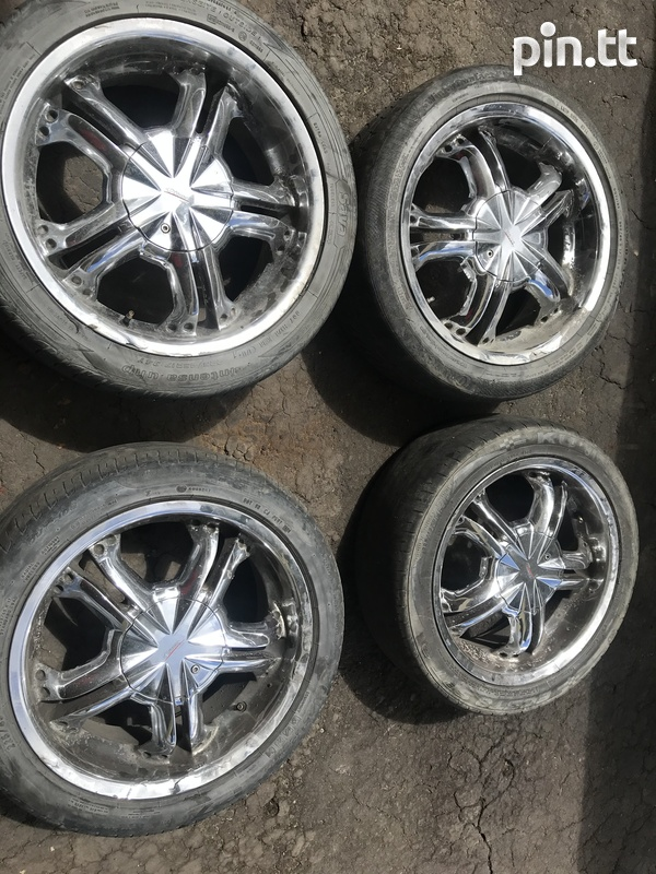 17s Rims and Tyres-1