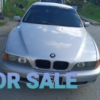 BMW 5-Series, 2003, PCF