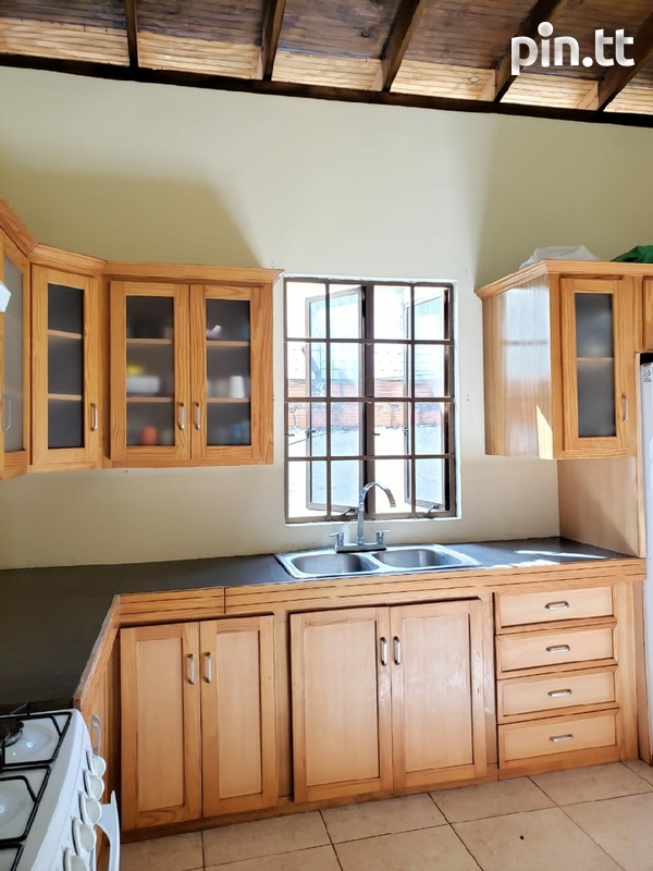 Diego Martin Detached 2 Bedroom Townhouse-4