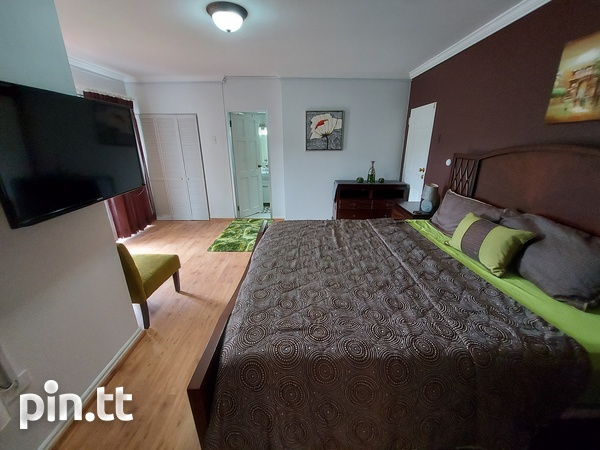 1 Bed Fully Furnished, Spanish Villas Apartment, Cascade.-2