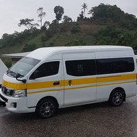 Nissan NV350 yellow Band Maxi