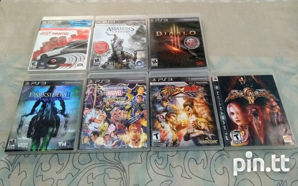 PS3 Super Slim 500GB + 7 Games Bundle-4