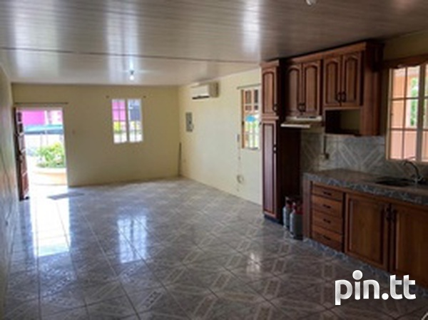 Tobago Unfurnished Apartment with 2 bedrooms-5