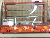 Display Food Warmer New length 3ft Height 2ft