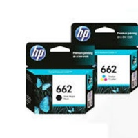 HP 662 Black and Colour