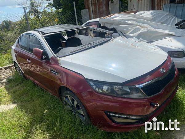 Kia Optima Scrapping/or As Is PDE Series-1