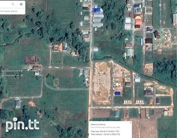 Unapproved 10,000 sq ft Land, Chin Chin, Cunupia-3