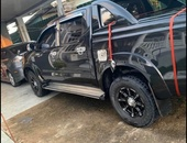 Hilux Carryboy Tray Cover