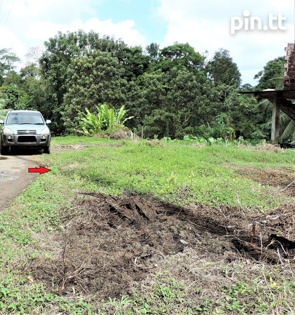 RIO CLARO 26 ACRES LOCATED ON THE OLD RIO CLARO/MAYARO ROAD-2
