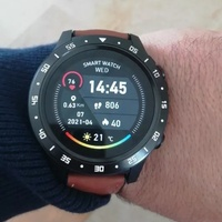 2021 M5S GPS Fitness Smartwatch with SIM Card and Bluetooth Calls