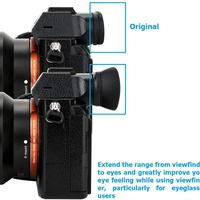 Soft Silicon Camera Viewfinder