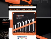8pc Combination Spanner Set