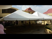 Tent and party rental/sales.