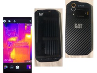 Cat S60 cell phone rugged
