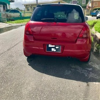 Suzuki Swift, 2006, PBZ