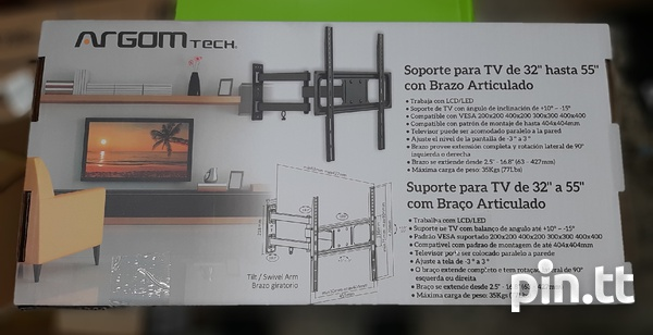 Argom 32 to 55 Full Motion Wall Mount-2