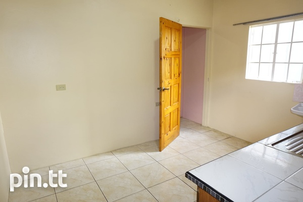 Aranguez Unfurnished 1 Bedroom Apartment-2