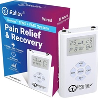 Instant Pain Relief for Shoulders, Back, Abs, Knees, Calves, Legs, Arms and more