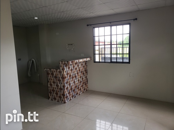 COUVA UNFURNISHED GROUND FLOOR APARTMENT-7