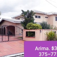 ARIMA lovely fully-furnished 4 bedroom house.