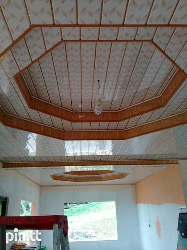 Gypsum and pvc ceilings-6