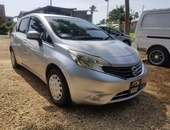 Nissan Note, 2013, PDW
