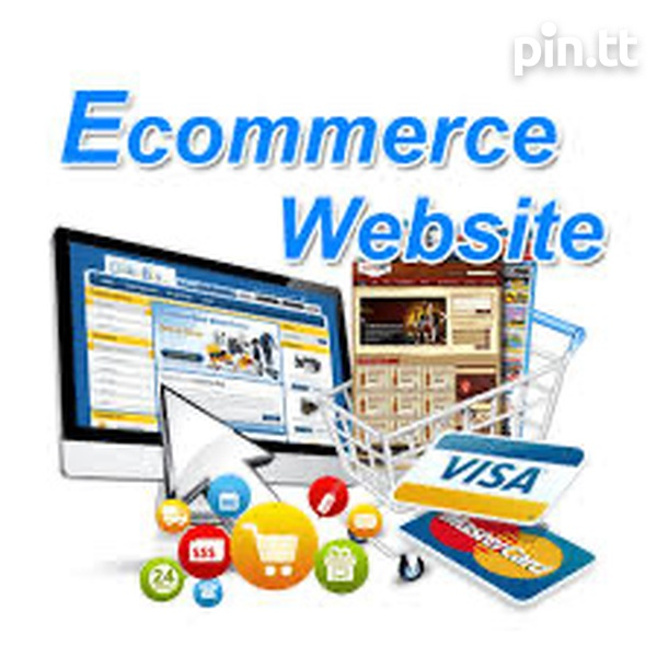 Ecommerce Website Store