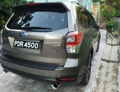 Subaru Forester, 2017, PDR