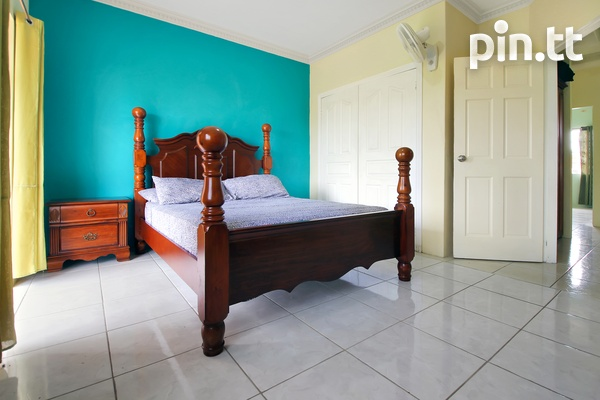 Arima Townhouse with 3 Bedrooms in Gated Community-9