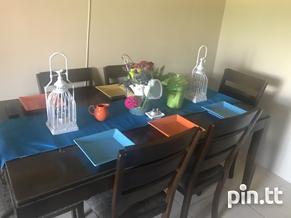 2 bedroom Trincity apartment, fully furnished, fully air conditioned-3