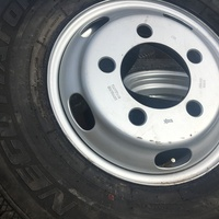 Truck Rims and Tyres