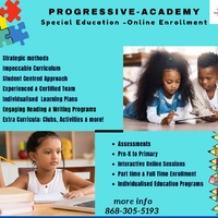 Special Education - Pre-K to Primary
