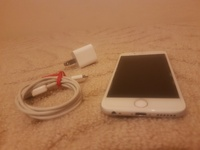 iPhone 6 64GB Silver Grey/White