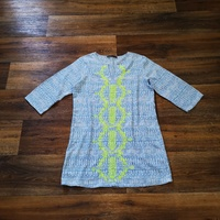 Tunic Mini Dress Medium