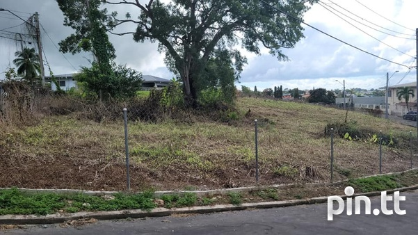4 Lots Available - Palmiste, Block 3, San Fernando 5,300 sq ft approx per lot-1