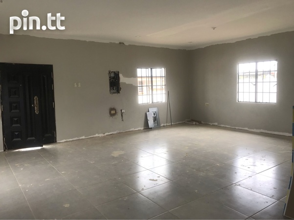 Palmiste Chaguanas Duplex with 3 Bedrooms Affordable-4