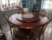 Reduced Dining Table - spinning, gently used
