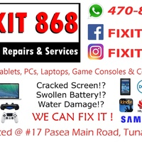 Screen Replacements, Etc